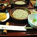 「天せいろ」,天婦羅蕎麥麵,¥2,625