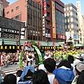 2009年是我第二次參加淺草森巴舞祭