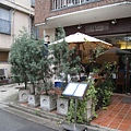 這家法國料理在日本美食網站上的評分不錯,午間套餐尤其物超所值