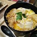 兩種親子丼外觀一模一樣,差別在於名古屋コーチン親子丼的雞肉比較有彈性,木曾美水雞則比較普通,我兩種都喜歡