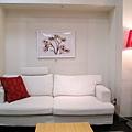沙發價格不含紅色抱枕,頭枕也要額外加價購買