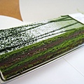 11/21,AOKI最經典的Bamboo抹茶巧克力歐培拉蛋糕