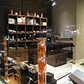 是日本知名甜點主廚辻口博啟一手打造的巧克力專賣店