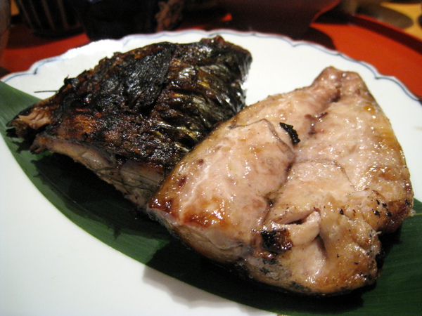 今天的鯖魚肉質肥美鮮嫩,下次一定要記得再點