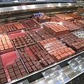 琳瑯滿目的高級巧克力