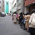 超人氣甜點店Hidemi Sugino藏身在京橋近銀座不起眼的巷弄中,非常低調