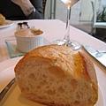 La Lune的法國麵包不知道是不是自家做的,很有嚼勁