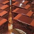 12/12外帶的Guayaquil瓜亞基爾巧克力蛋糕,578円