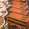 12/12外帶的Macha抹茶巧克力蛋糕,630円