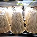 GIOTTO的蒙布朗,是我們最近吃過的蒙布朗中體型最高大的
