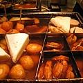 日本的關東煮花樣很多,有些連日本大白都叫不出名字