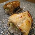 第11之2貫:前方的鹽味穴子握壽司,我的心頭好