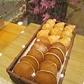10個鈴乃〇餅和9顆鈴乃最中的禮盒,2,573日圓