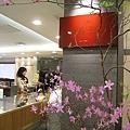 和菓子專賣店「鈴懸」在伊勢丹百貨美食街的專櫃