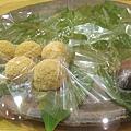 黑豆黃粉牡丹餅、紅豆牡丹餅,各210日圓
