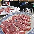 第二盤是牛肩胛肉,比第一盤好吃