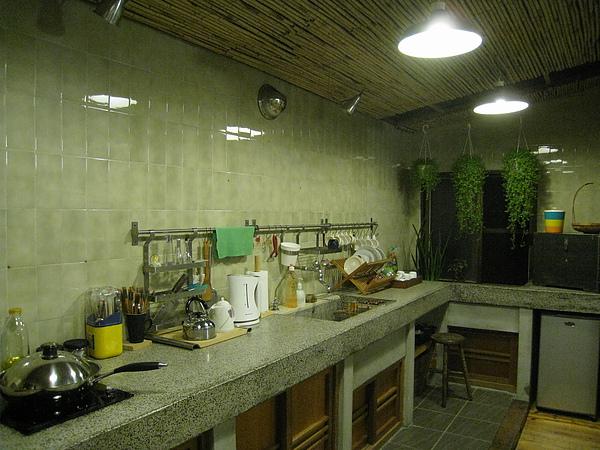 超大的廚房是我的愛