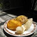 國華街白糖粿、番薯椪、番薯餅,大白喜歡白糖粿,我愛番薯椪