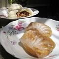 有這樣的廚房和餐廳,會很想外帶食物回來吃。例如:台南道地古味的水晶餃和包子