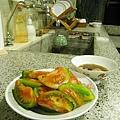薑糖番茄是台南名產,土包子我還是第一次吃