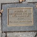 中央公園安徒生銅像前的911紀念辭