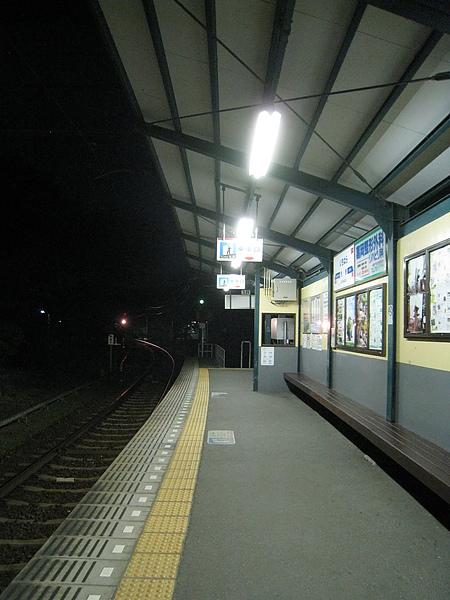 離峰時間電車要三四十分鐘才有一班
