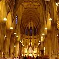 聖派區克教堂內景