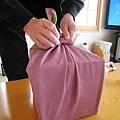 1月1日早午餐,由大白爹負責おせち開箱儀式