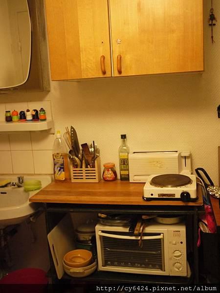 簡單的廚具