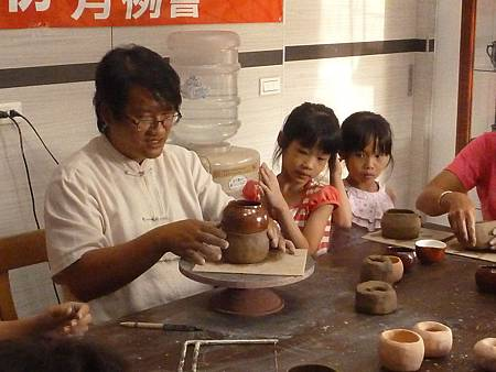 2014救國團盃義工親子陶藝研習活動照片026