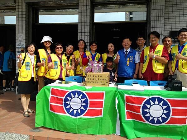 2015年5月3日救國團彰化市團委會舉辦我愛媽媽及我愛故鄉寫生活動