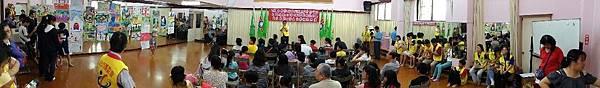 2015年5月3日救國團彰化市團委會舉辦我愛媽媽及我愛故鄉寫生活動暨頒獎典禮