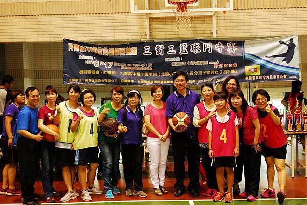 1030817阿蓮區團委會三對三籃球賽--活動花絮1