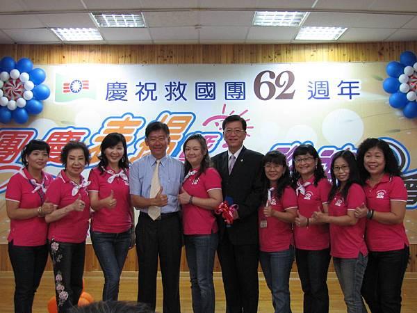 1031025-62週年團慶義工表揚