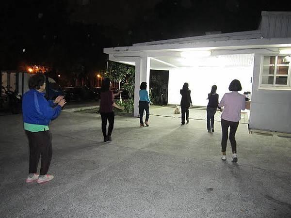 工青一隊1月份耕深社區舞蹈教學-2