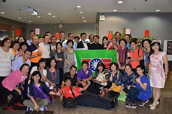 1040731阿蓮區團委會辦理兄弟琴聲音樂會--參與活動夥伴大合照