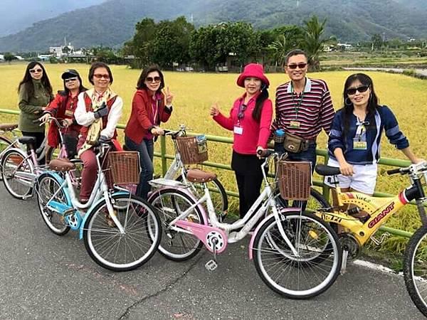 1041128-29台東畢業旅行-關山自行車