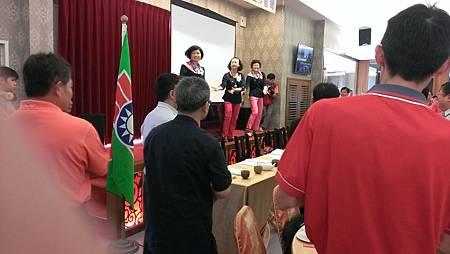 103年第二季高雄市社會團務工作會報