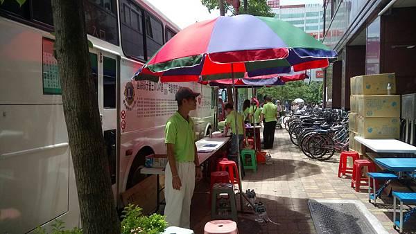 救國團新北市板橋區團委會捐血活動_170626_0003
