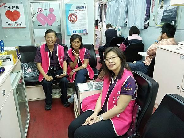 三峽捐血4