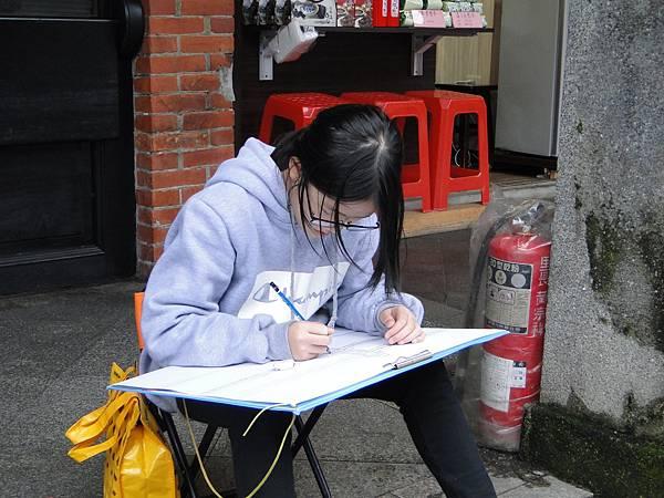 20170319畫我三峽寫生比賽-吳萬智_170320_0181.jpg