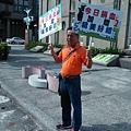 屏東市團委會陳育貴會長於市區宣傳捐血活動-1.jpg
