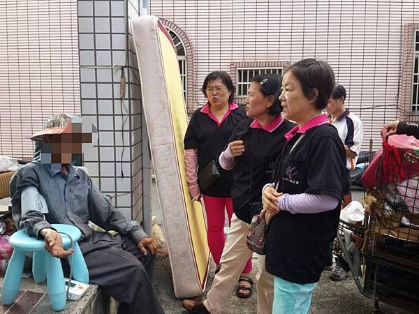 0917 獨居老人關懷訪視(大灣)