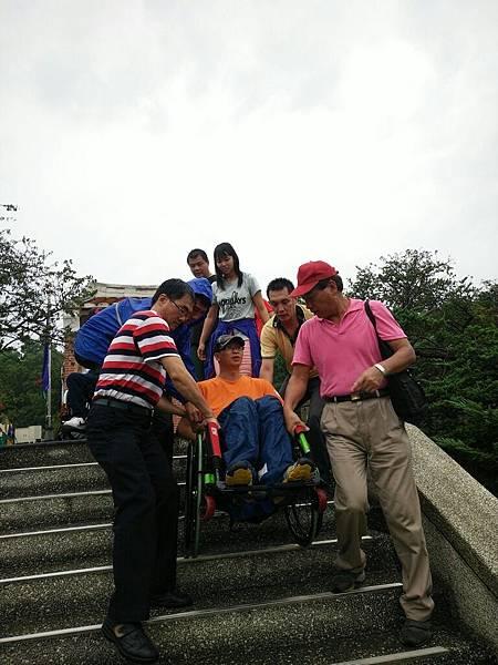 1050521臺南市永康區團委會噶瑪噶居寺「大藏經遶境、浴佛大典」活動