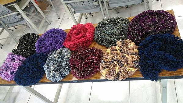 手中線  頸上巾~圍巾製作_161220_0001