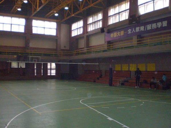 體育館排球場