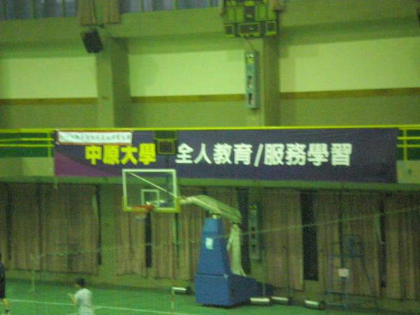 體育館內部