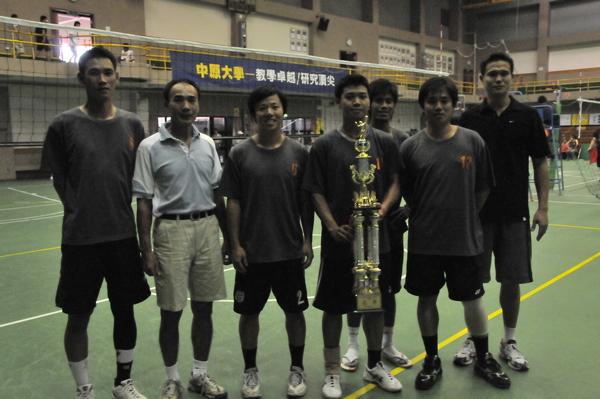 男子組冠軍