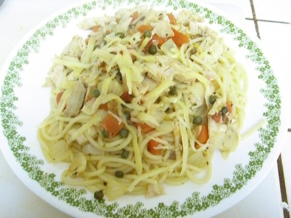 Chicken Rome Pasta