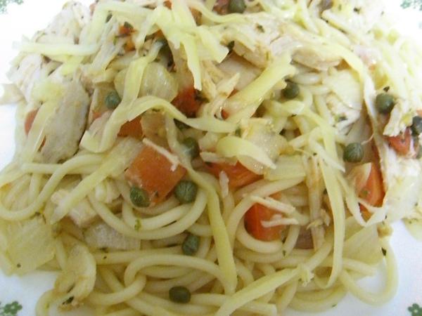 Chicken Rome Pasta2